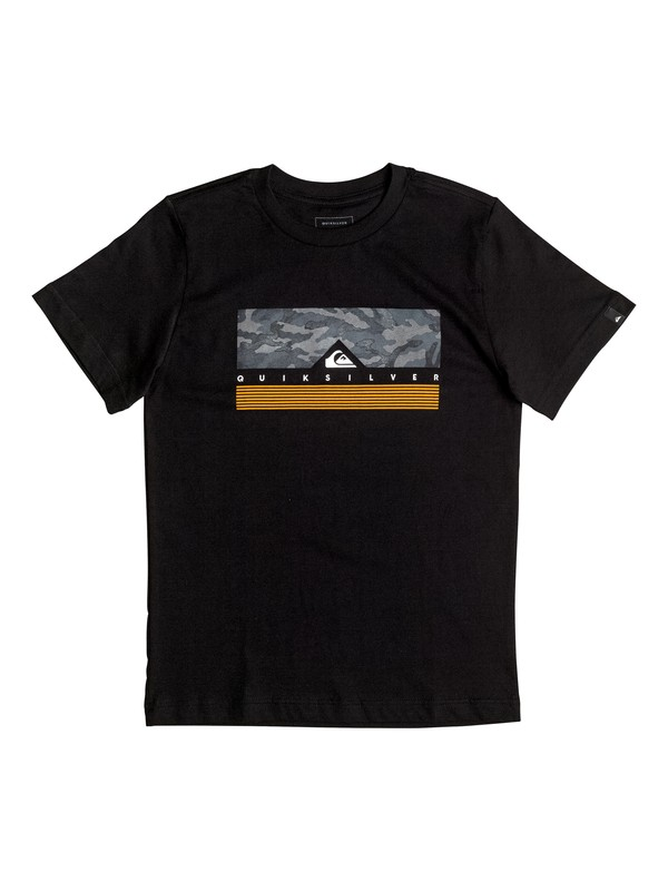 0 Boy's 2-7 Jungle Box Tee  AQKZT03206 Quiksilver