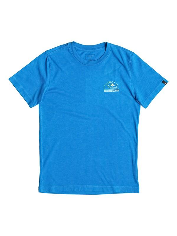0 Damn Time - T-Shirt  AQKZT03208 Quiksilver