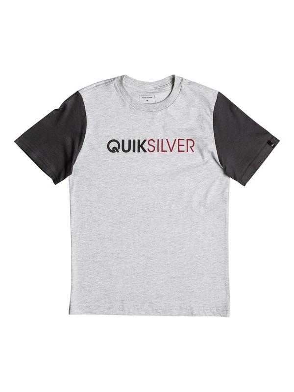 0 Frontline - T-Shirt  AQKZT03216 Quiksilver