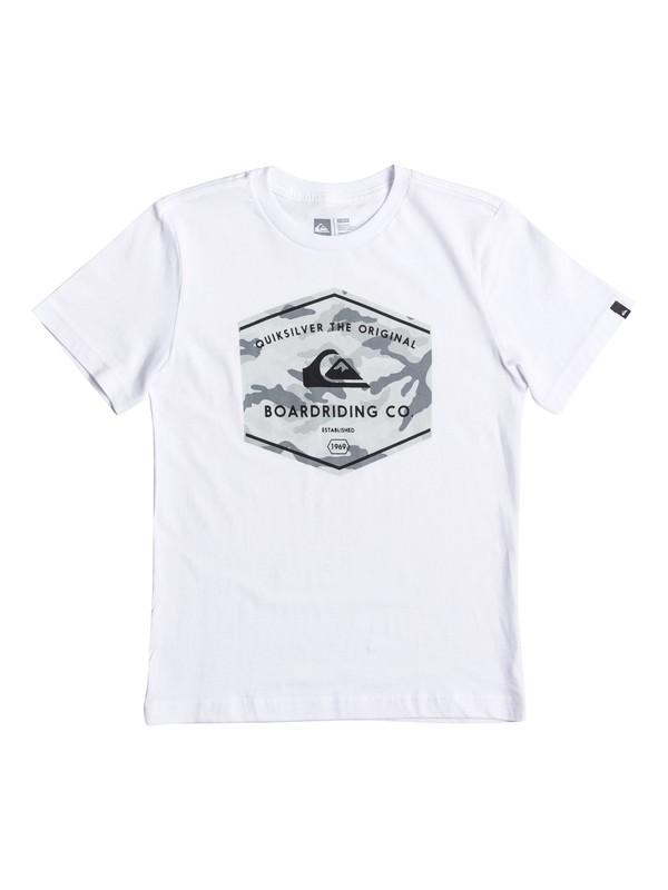 0 The Og Dos - T-Shirt  AQKZT03225 Quiksilver
