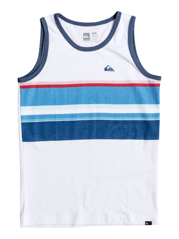 0 Swell Vision - Vest  AQKZT03236 Quiksilver
