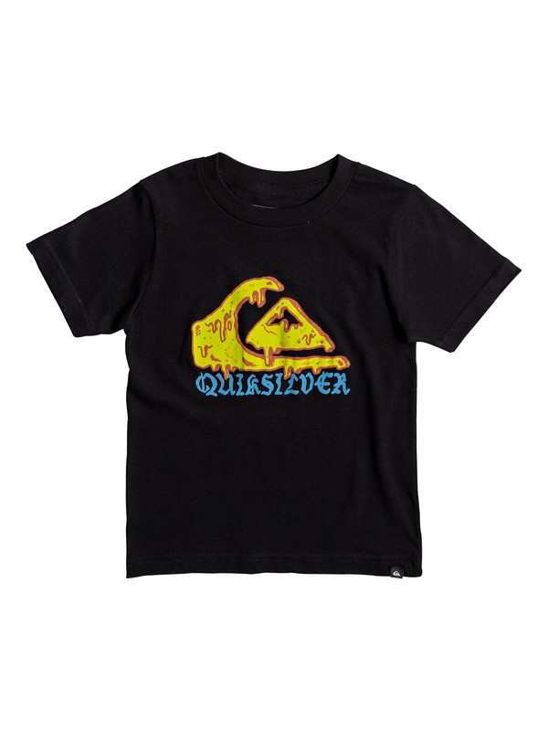0 Boy's 2-7 Wax Head Tee  AQKZT03275 Quiksilver