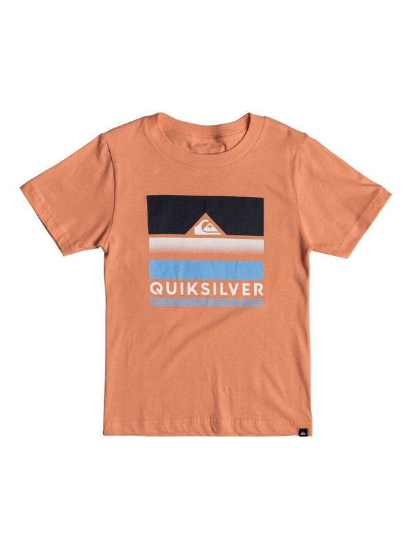 0 Boys 2 - 7 Loud Places Tee  AQKZT03299 Quiksilver