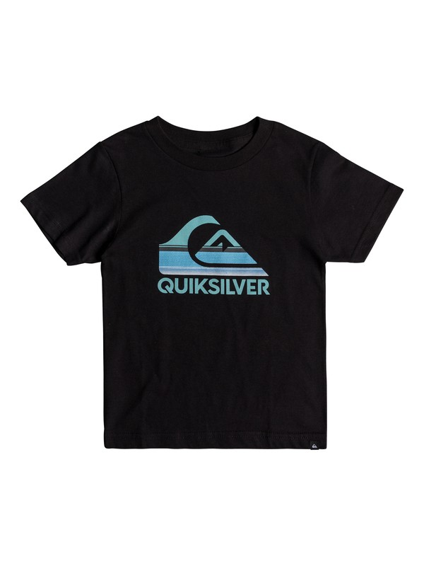 0 Boys 2 - 7 Waves Ahead Tee  AQKZT03302 Quiksilver