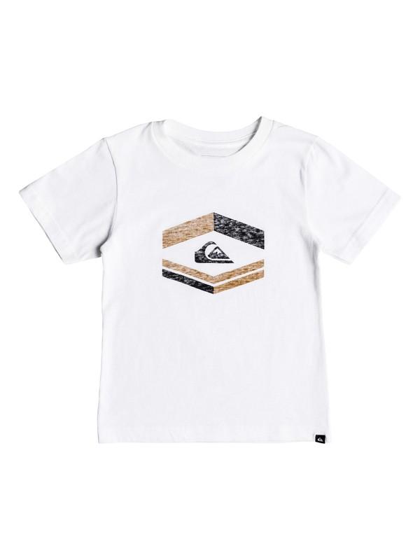 0 Boys 2-7 Major Tone Camiseta  AQKZT03324 Quiksilver