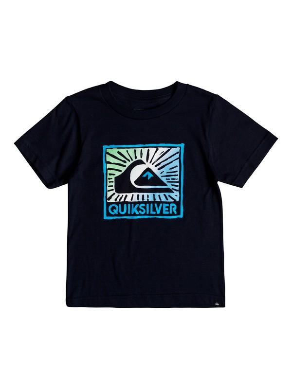 0 Boys 2-7 Under The Sun - T-Shirt  AQKZT03328 Quiksilver