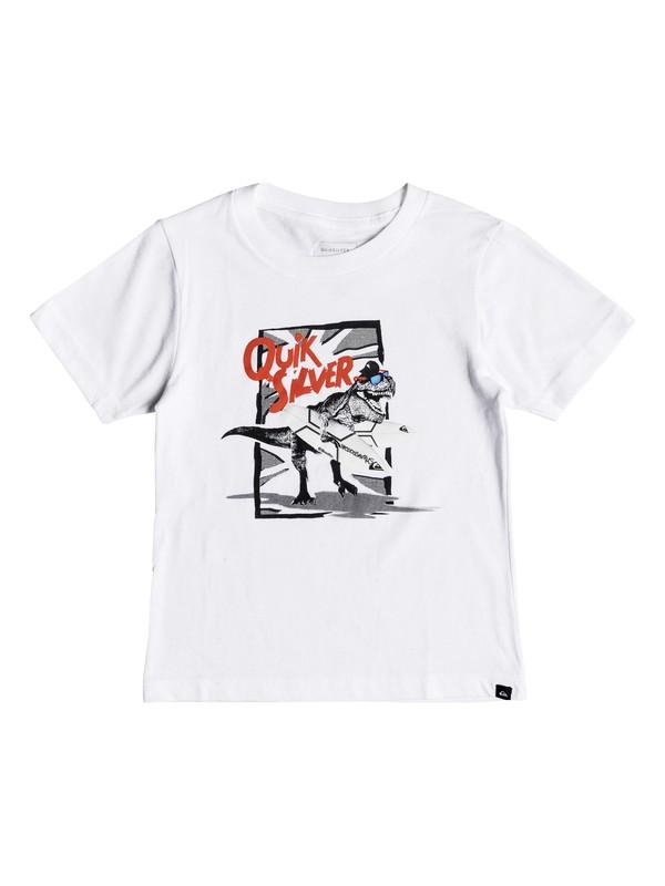 0 Boys 2-7 Shreddosaurus - T-Shirt  AQKZT03331 Quiksilver