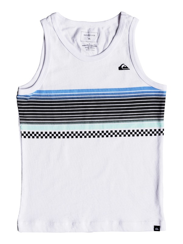 0 Boy's 2-7 Shreadsticks Vest  AQKZT03338 Quiksilver