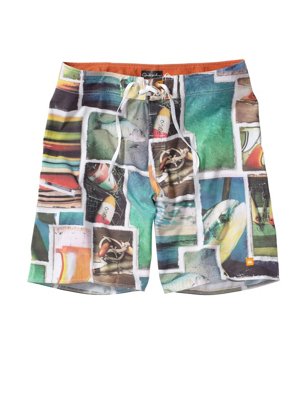 0 Men's Photog Boardshorts  AQMBS00016 Quiksilver