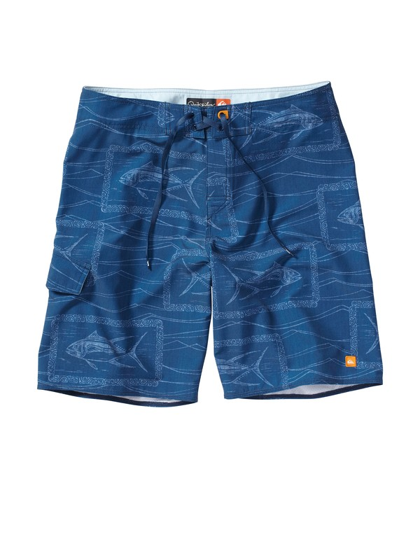 0 Men's Swell Boardshorts  AQMBS00022 Quiksilver