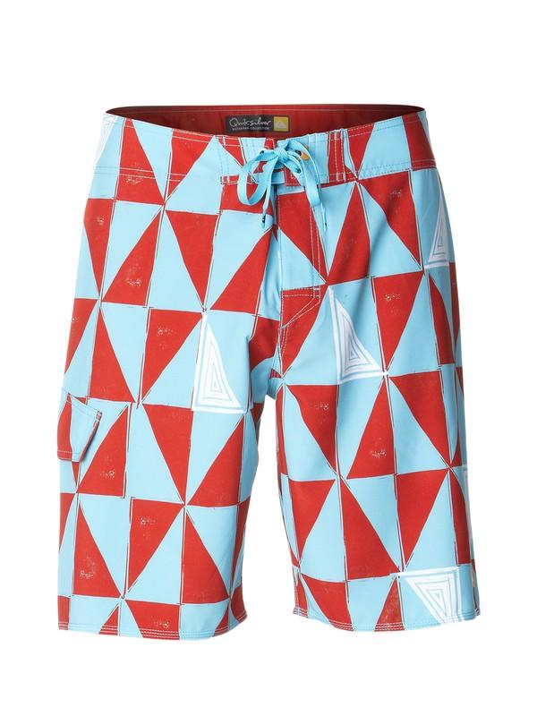 """0 Men's Metric 20"""" Boardshorts  AQMBS00025 Quiksilver"""