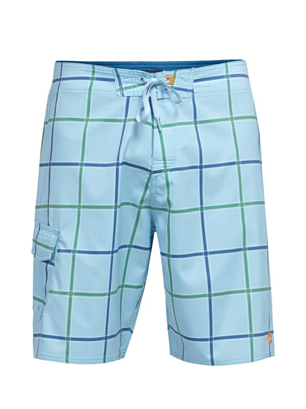 0 Boardshort Diamond Dobby Square Root - Hombre  AQMBS00031 Quiksilver
