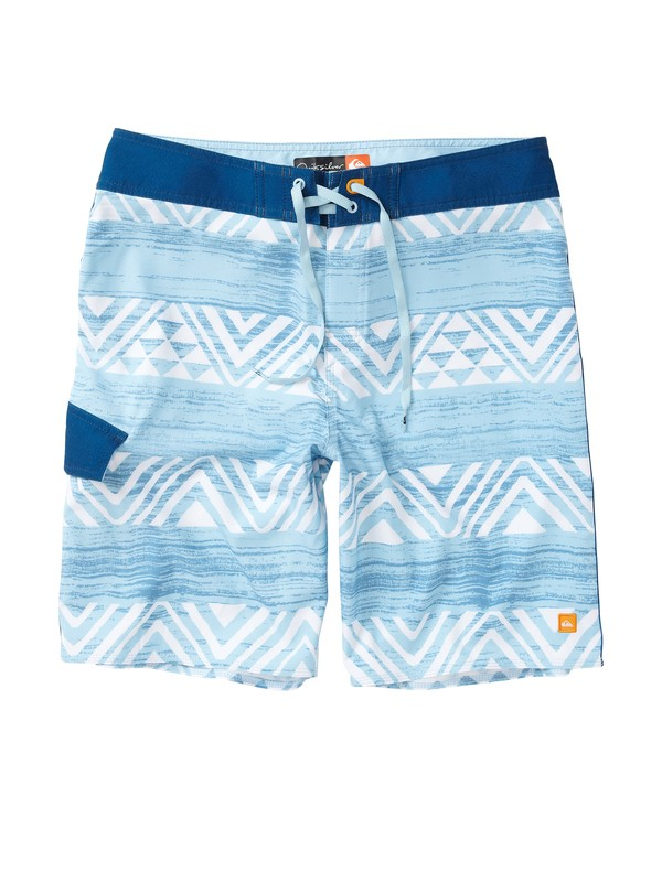 0 Men's Borderline Boardshorts  AQMBS00037 Quiksilver