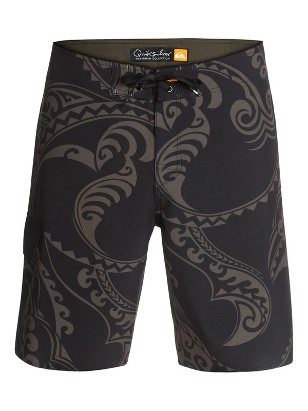 "0 Men's Warrior 20"" Boardshorts  AQMBS03014 Quiksilver"