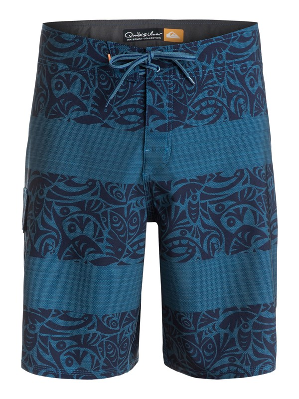 "0 Waterman Parapa 20"" Boardshorts  AQMBS03031 Quiksilver"