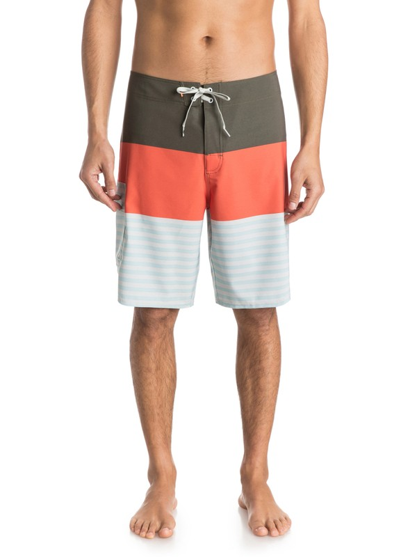 "0 Men's Kingsley 20"" Boardshorts  AQMBS03033 Quiksilver"
