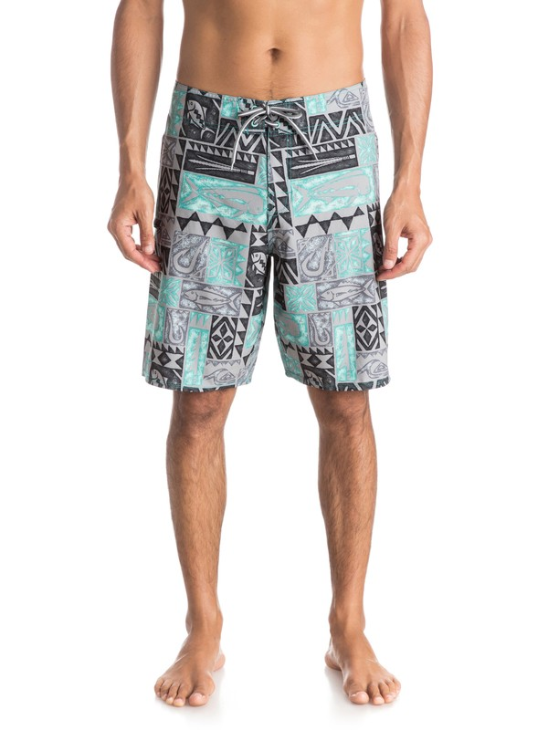 "0 Waterman Freetime 20"" Boardshorts  AQMBS03047 Quiksilver"