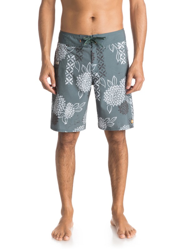 "0 Waterman Waylon 20"" Boardshorts  AQMBS03051 Quiksilver"