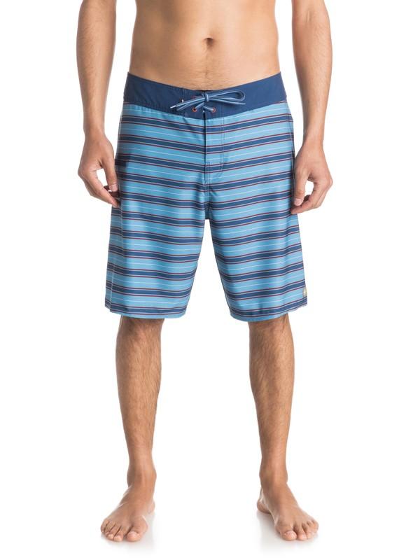 0 Hombres Boardshorts Baja Malibu  AQMBS03056 Quiksilver