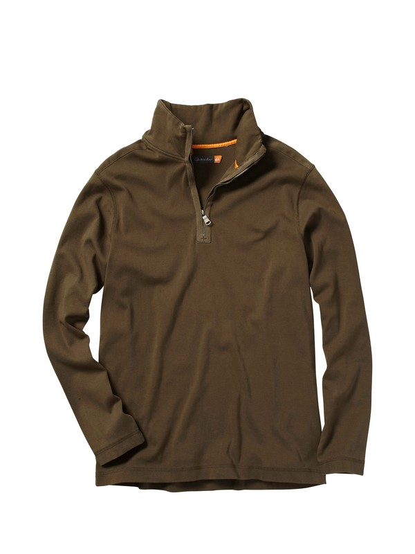 0 Men's Smiths Beach Sweatshirt  AQMFT00007 Quiksilver