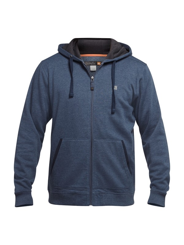 0 Men's Campbell Beach Zip Hoodie  AQMFT03008 Quiksilver