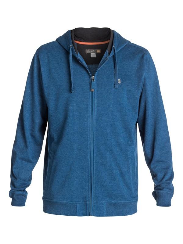 0 Men's Superbank Zip-Up Fleece  AQMFT03011 Quiksilver
