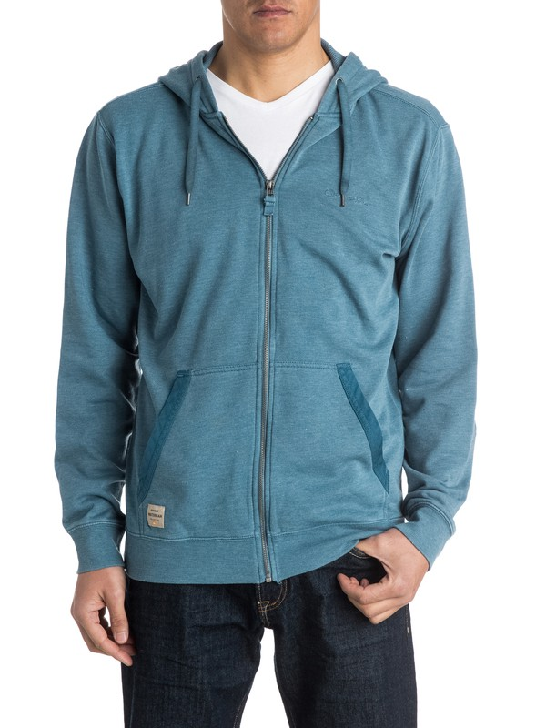 0 Waterman Tofino Zip - Up Sweatshirt  AQMFT03016 Quiksilver