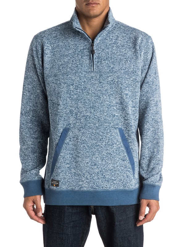 0 Waterman Mormont Pullover Sweater  AQMFT03024 Quiksilver