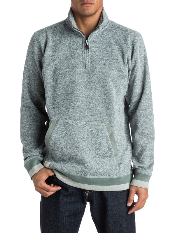 0 Waterman Mormont - Sweater  AQMFT03024 Quiksilver