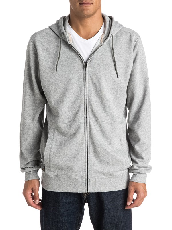 0 Waterman Comrade Zip-Up Hoodie  AQMFT03027 Quiksilver