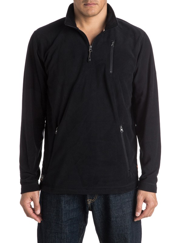 0 Waterman Logistics Fleece Pullover  AQMFT03029 Quiksilver