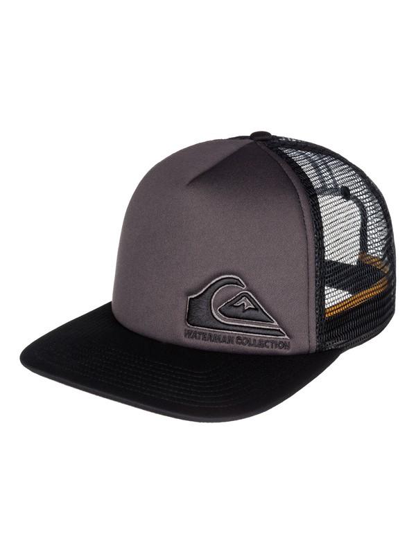 0 Men's Headcase Hat  AQMHA00003 Quiksilver