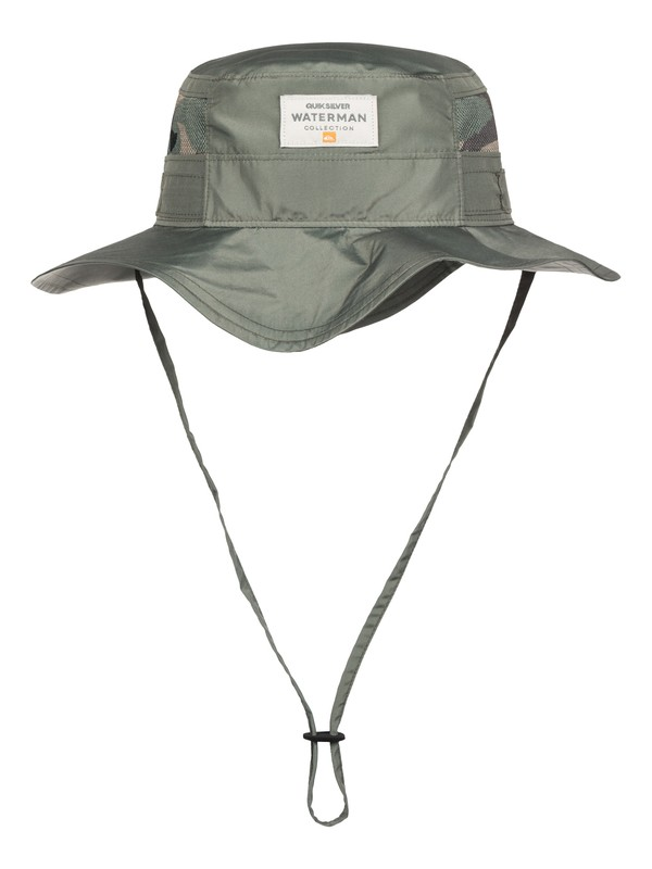 0 Waterman Paddlebank Bush Hat  AQMHA03054 Quiksilver