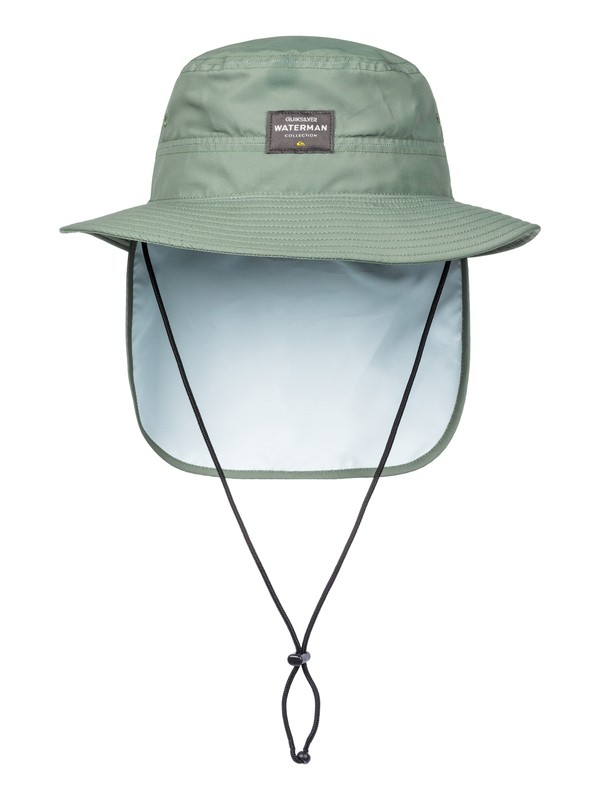 0 Men's Edgewater Bucket Hat  AQMHA03065 Quiksilver