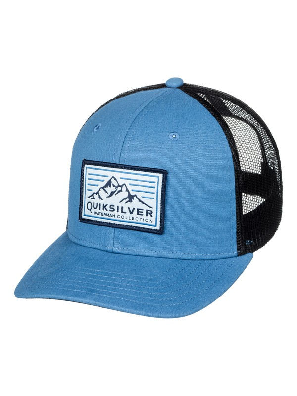 0 Waterman Bilge Hopper Trucker Hat  AQMHA03071 Quiksilver
