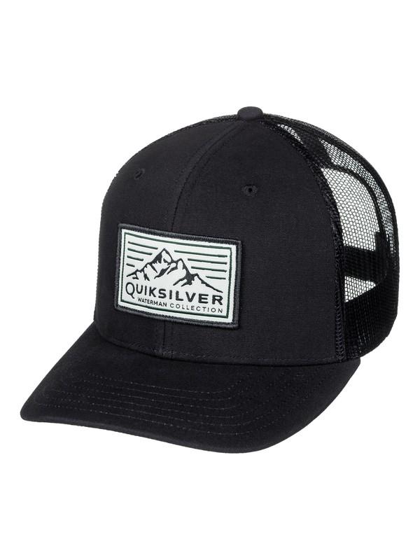0 Bilge Hopper Trucker Hat  AQMHA03071 Quiksilver