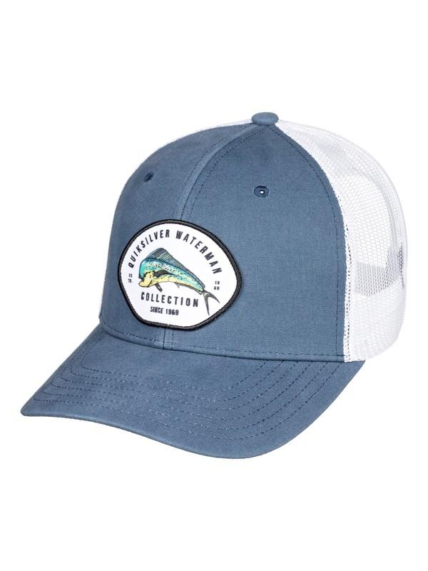 0 Bilge Tipper Trucker Hat  AQMHA03077 Quiksilver