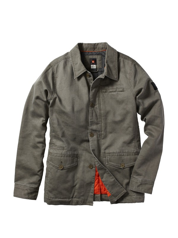 0 Men's Ace Jacket  AQMJK00001 Quiksilver