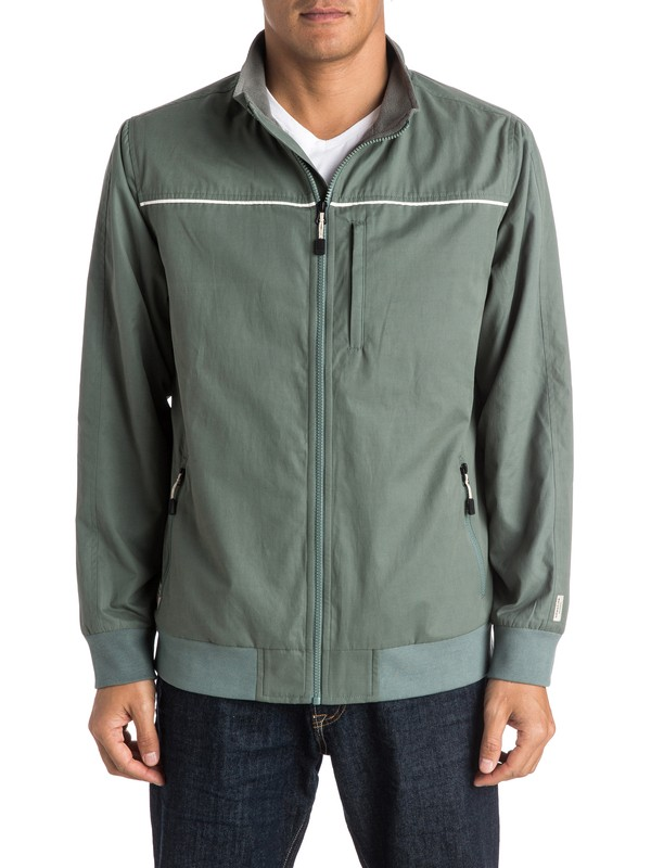 0 Waterman Helms Deep Jacket  AQMJK03009 Quiksilver