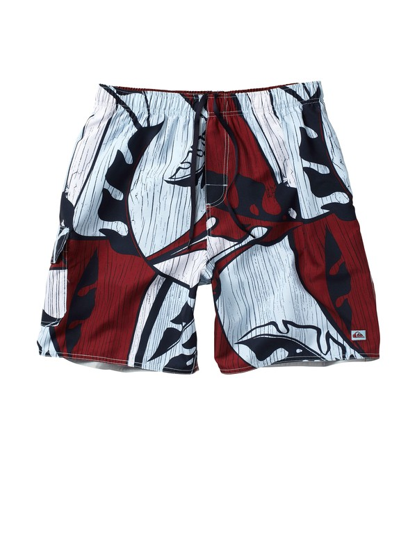 0 Men's Whirlwind Volley Boardshorts  AQMJV00011 Quiksilver