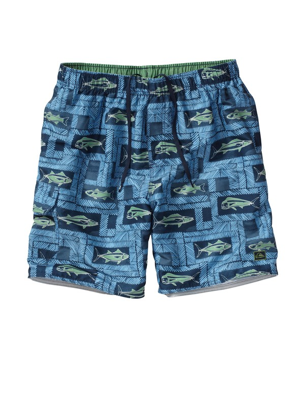 0 Men's Pontoon Volleys  AQMJV00026 Quiksilver