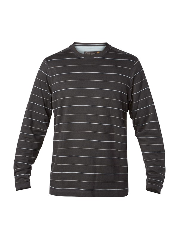0 Men's Dunes Long Sleeve T-Shirt  AQMKT03008 Quiksilver