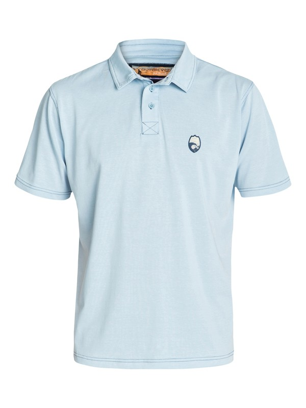 0 Men's Hole In One Polo Shirt  AQMKT03009 Quiksilver