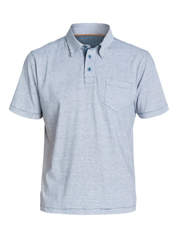 0 Men's Strolo Polo Shirt  AQMKT03029 Quiksilver