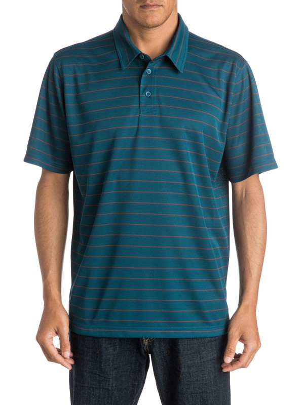 0 Waterman Channel - Polo Shirt  AQMKT03034 Quiksilver