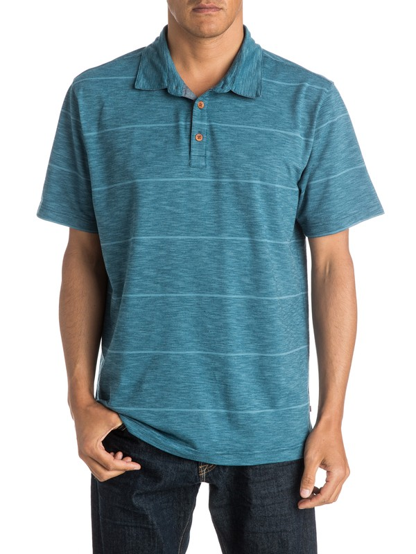 0 Waterman Resident - Polo Shirt  AQMKT03036 Quiksilver