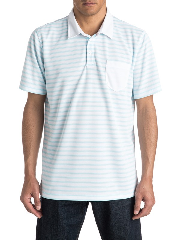 0 Waterman Approach - Polo Shirt  AQMKT03057 Quiksilver