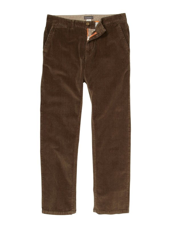 0 Men's Rocky Point 2 Corduroy Chino Pants  AQMNP00000 Quiksilver