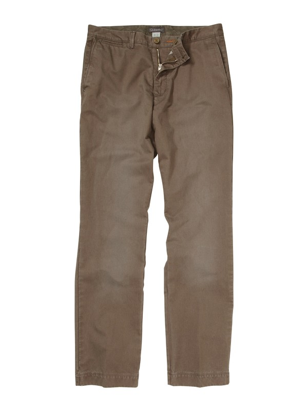 0 Men's Seafarer Chino Pants  AQMNP00001 Quiksilver
