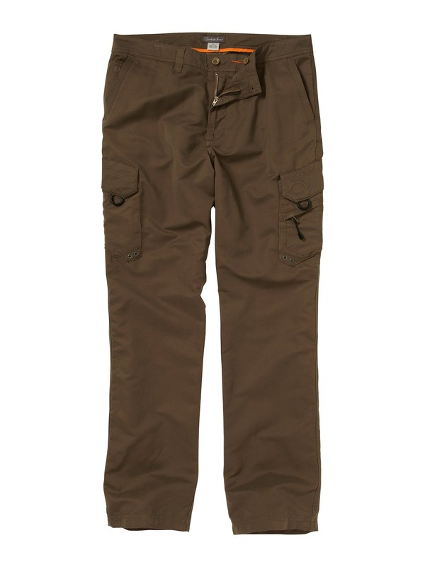 0 Men's Traveler 2 Cargo Pants  AQMNP00002 Quiksilver